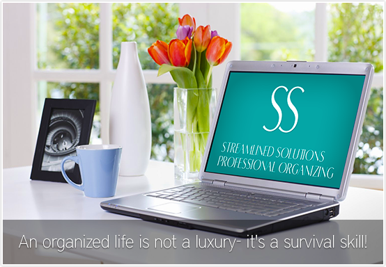 An organized life is not a luxury - it's a survival skill