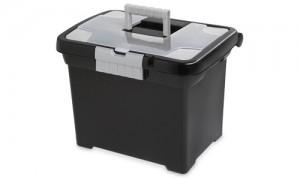 sterilite file box